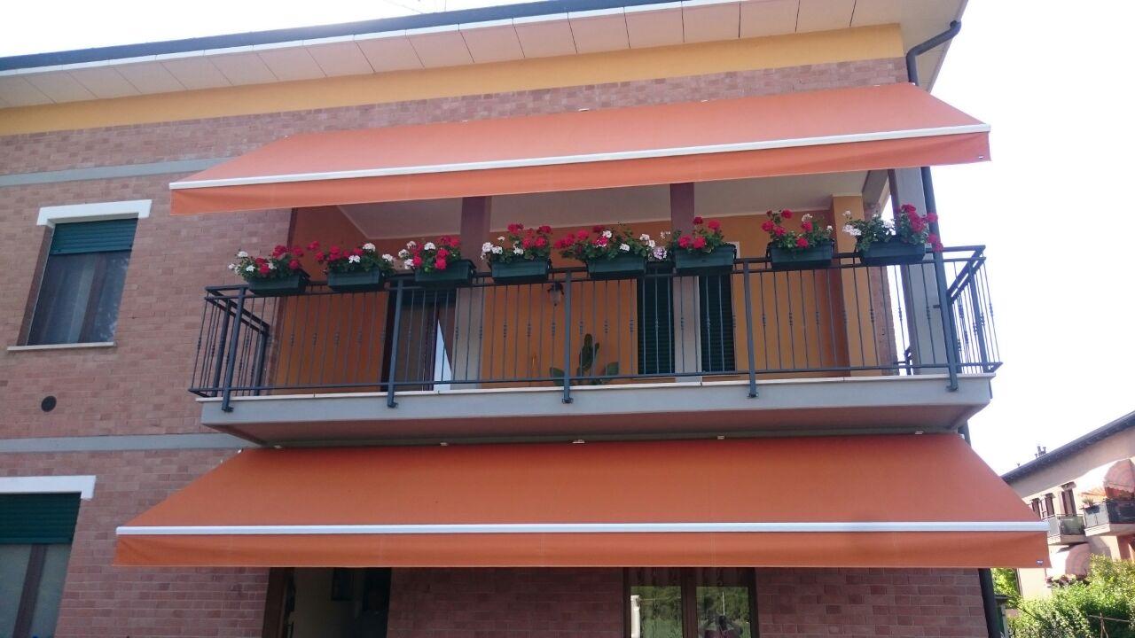 Tende Da Sole Per Balcone : Tende da sole per balcone scandiano bosi tende e zanzariere